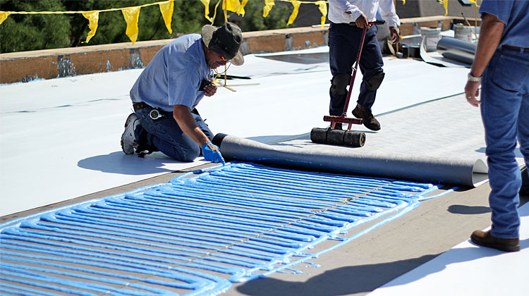 Commercial Roofing Install 04
