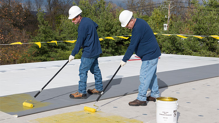 Commercial Roofing Install 06