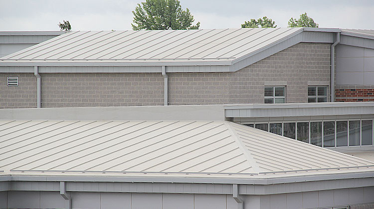 Commercial Roofing PVC 02